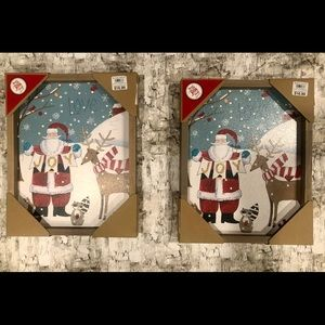 2 decor picture for Christmas new